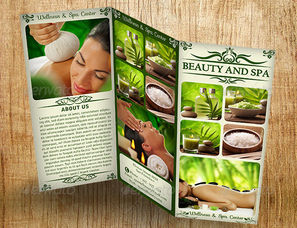 TriFold Spa Brochure