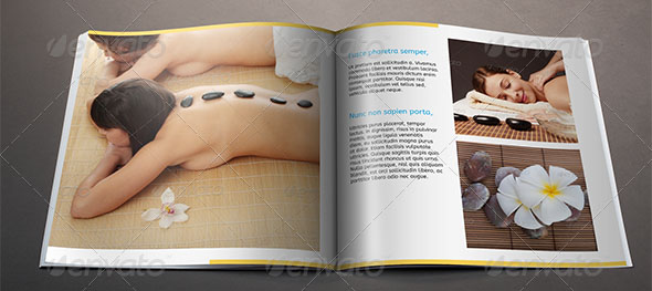 Wellness Spa Brochure