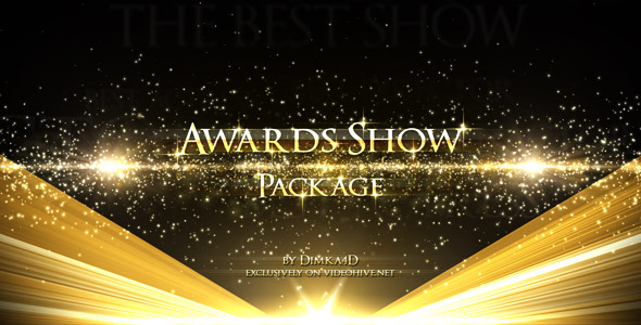 Awards Show Package 01