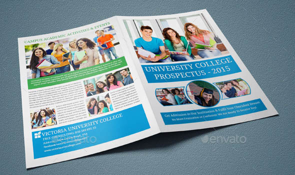 20 Brochure Psds For School & Education – Desiznworld