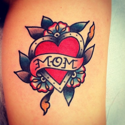 Mom Tattoos