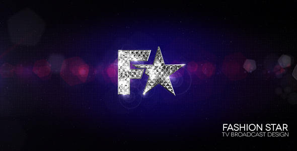 Fashion Star TV Broadcast Pack