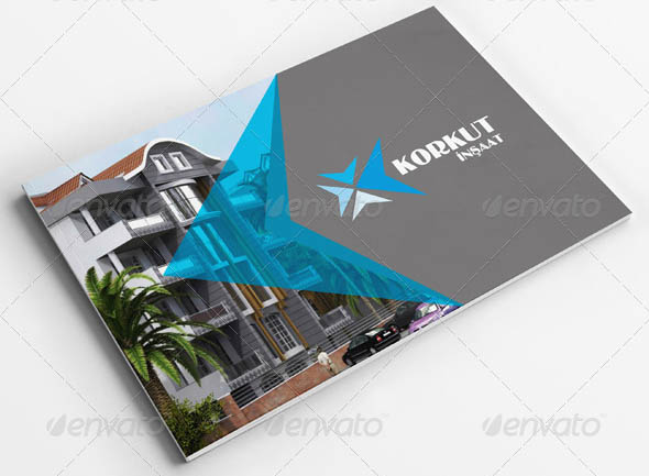 44 cool construction brochure templates  u2013 desiznworld