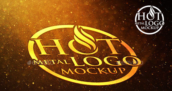 Illuminated Logo Mockups