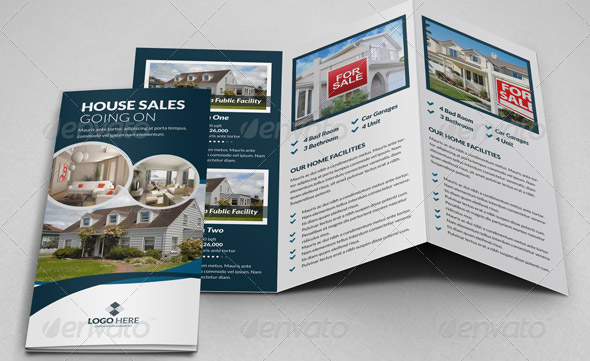 Sales Catalog Template. real estate templates brochures flyers ...