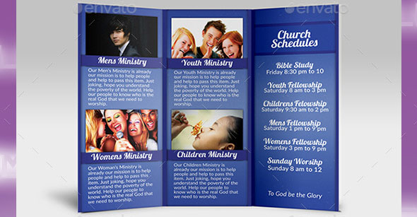 Your Church Tri-Fold Brochure