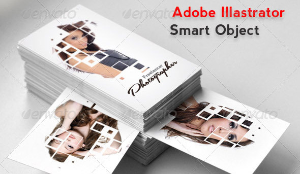 Freelance Photographer Business Card