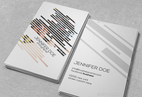 Photographer Business Card 01