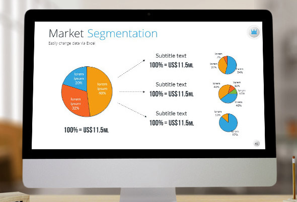 16 cool powerpoint templates for analytics presentation – desiznworld, Presentation templates