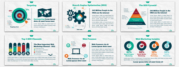 cool powerpoint templates for analytics presentation  desiznworld, Powerpoint