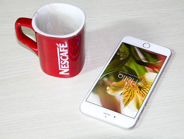 Nescafe Coffee Cup Mockups 15