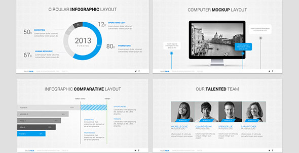 35 cool powerpoint templates for analytics presentation desiznworld sales powerpoint presentation toneelgroepblik Images