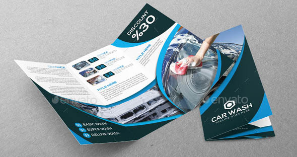 47 car rental  u0026 service brochure templates  u2013 desiznworld