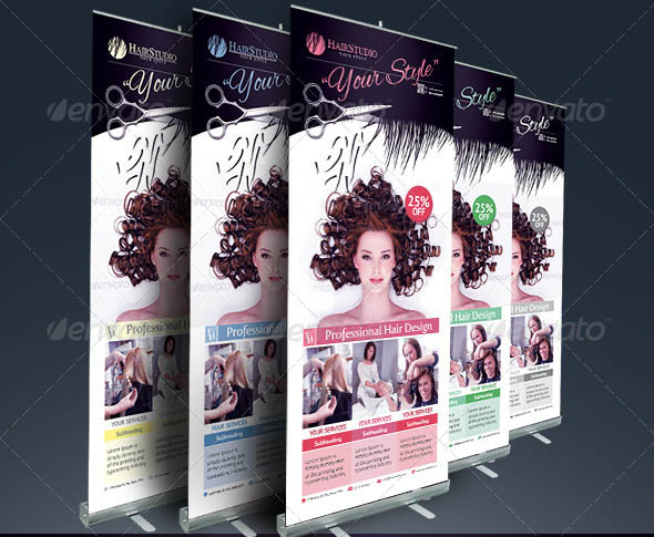 Spa Billboard Roll Up Banner Best Free Home Design