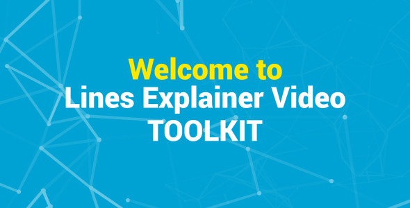 Lines Explainer Video Toolkit