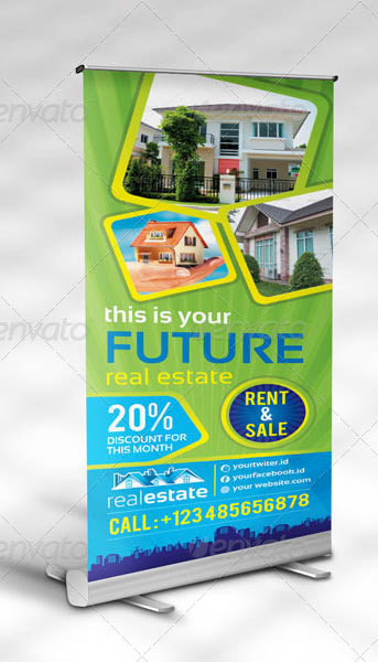 Real Estate Signage Solution Pack