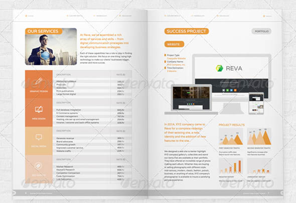 Reva Multi Purpose Proposal Template