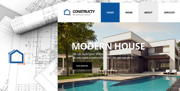 Constructy - Construction Business Building Theme