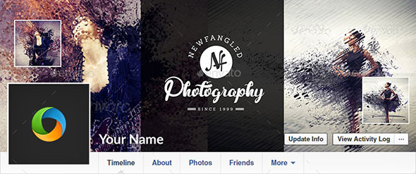 Photography Facebook Covers 5 Design