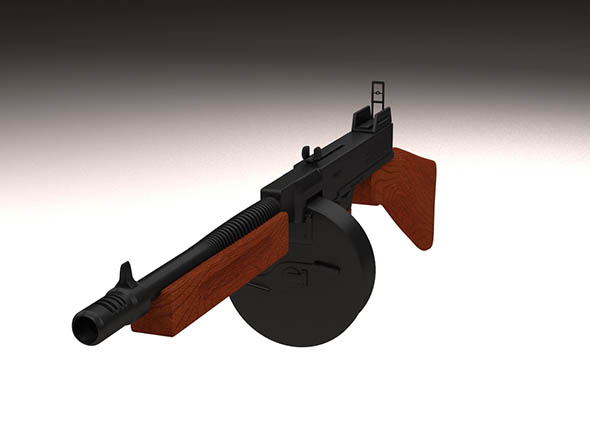 Thompson 1928 Submachine gun