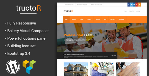 Tructor Architecture and Building Agency