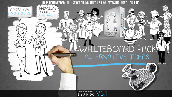 Whiteboard Alternative Ideas