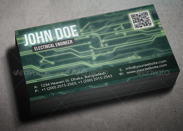 29 computer repair business cards psds desiznworld circuit board business card wajeb Image collections