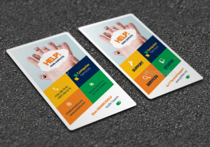 Computer Repair Business Card Templates