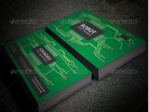 Electronic Business Card