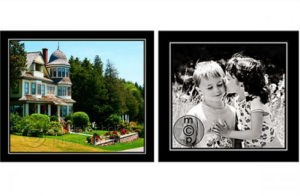 FREE GALLERY FRAME & WATERMARK PHOTOSHOP ACTIONS
