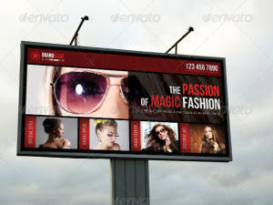 Fashion Outdoor Banner 17