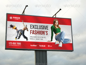 Fashion Outdoor Banner 19