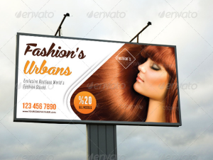 Fashion Outdoor Banner 23