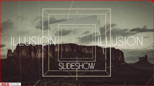 Illusion slideshow