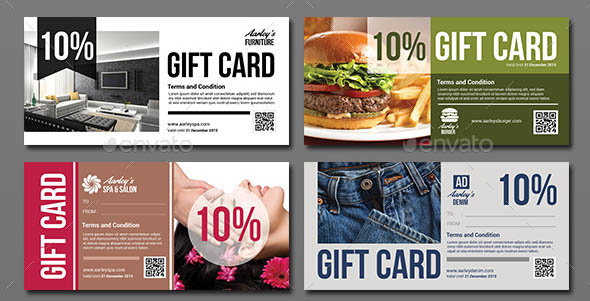 Multipurpose Gift Card