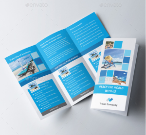 Travel Trifold Brochure12