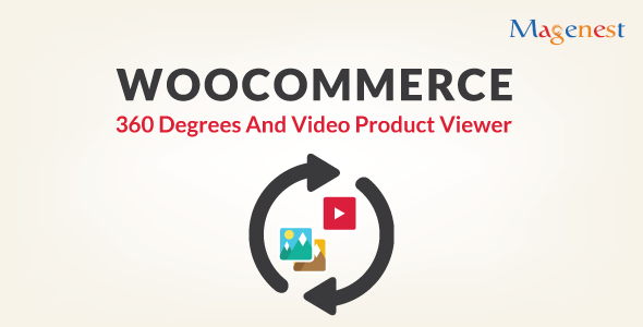 Woocommerce 360 degrees and video product viewer
