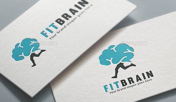 Fit Brain Logo