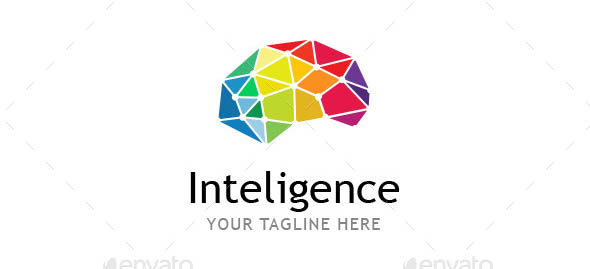 Inteligence Brain Logo