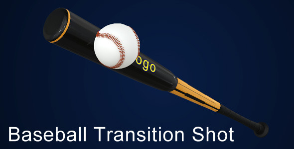 Baseball Transition Shot