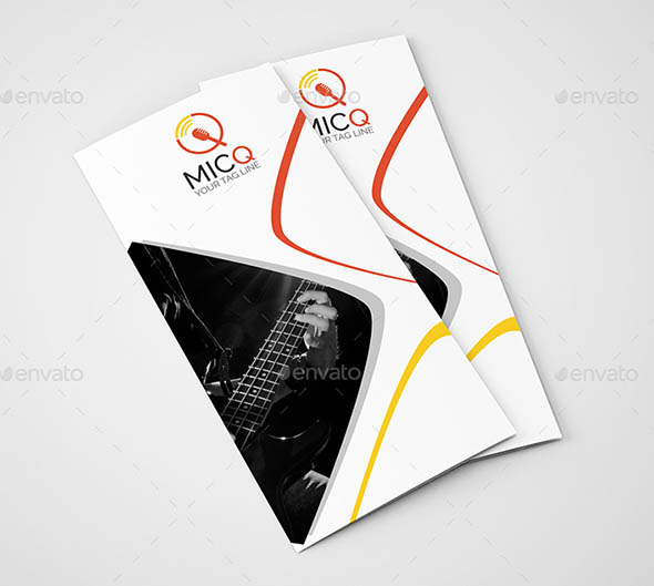 Creative Trifold Brochure 01