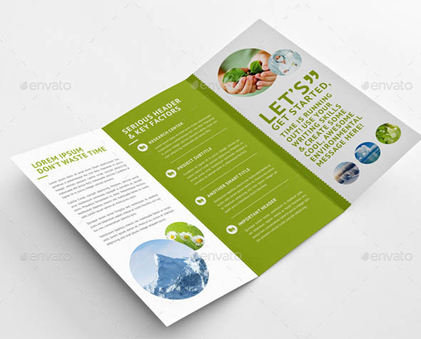 18 trifold brochure templates for indesign desiznworld for Brochure design indesign templates
