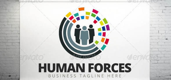 Human Forces Logo