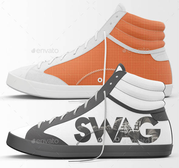 Shoes Mockup Sneakers Shoes Mockups
