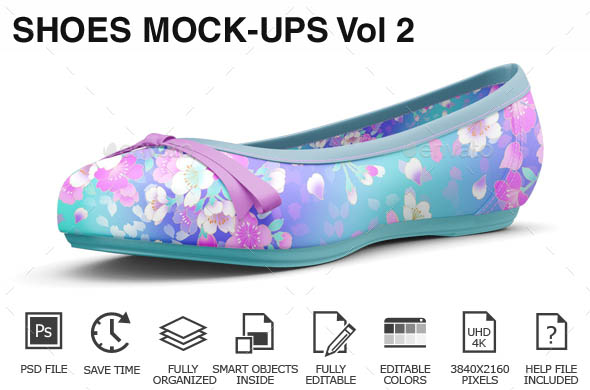 Shoes Mockup Woman Shoes Mockups