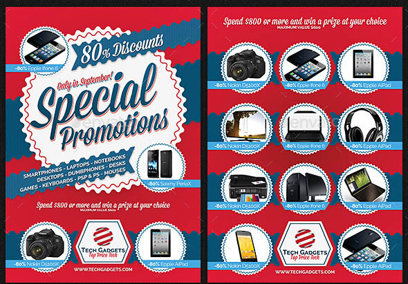 Special Big Promotions Commerce Flyer
