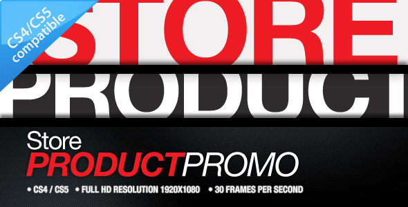 Store Product Promo