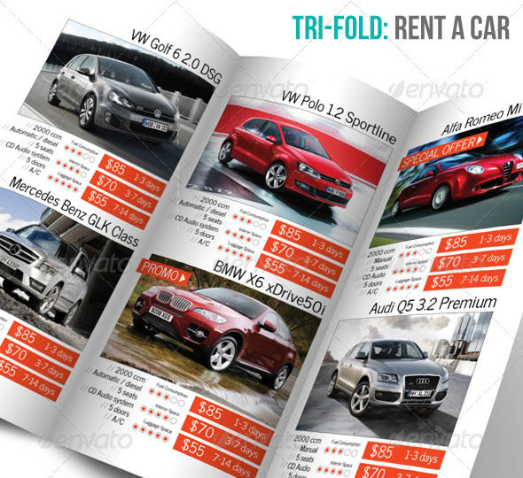 car brochure templates - 17 nice car service brochure templates desiznworld