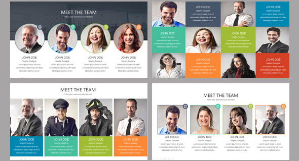 Annual Report Multipurpose PowerPoint Template