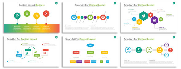 Nice Powerpoint Templates For Annual Report  Desiznworld